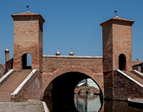 Postcards from Comacchio...