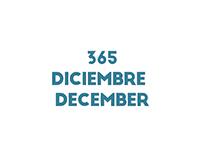 365 Rounds Diciembre / December
