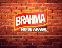 Brahma - No se apaga.