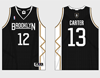 Brooklyn Nets Redesign 2012