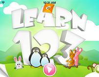 Learn 123 - iOS App