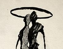 Ink-tober: ancient gods