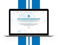 Project for business community
