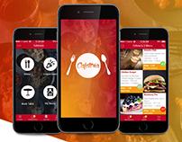 Cafeteria Management App