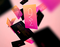 HOUSE OF MAD | LOGO DESIGN & BRANDING