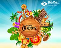 Bajaj Onam Festival Campaign #BajajOnamDiaries