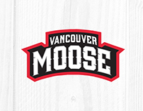 NBA Team Identity | Vancouver Moose