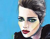 Portrait ofAna Beatriz Barros