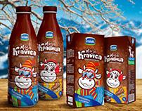 Imlek Moja Kravica Cokoladno mleko | Winter edition
