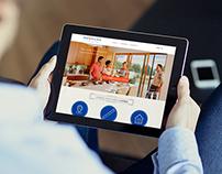 American Screen Solutions Website