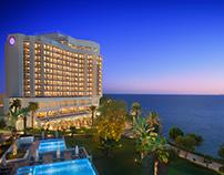 Akra Barut Hotel Photography