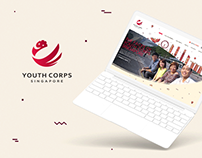 YOUTH CORPS (YCS) Website, Singapore