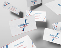 Business Card for Drone Video Company BetterView