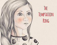 "Book illustrations ""The Temptation ring"""