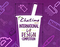 Chatime International 2016 Cup Design Competition