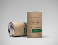 San Elk | Branding & Packaging