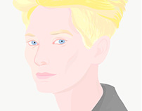 Portrait of Tilda