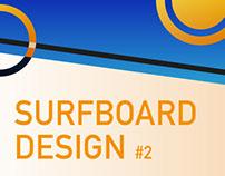 Disrupt Surf design - #2 Geometrik
