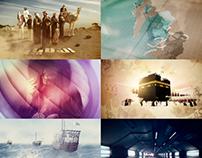 Broadcast Reel 2014-2015