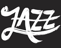 Cartel para el mes del Jazz de Azuqueca