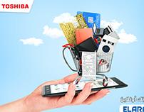 Social media El Araby Campaign