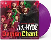 """Mr. Hyde """"Much of Madness More of Sin / Demon Chant"""""""