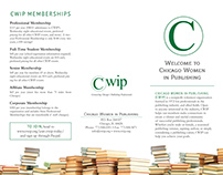 CWIP Trifold Brochure