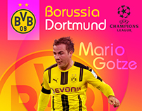 "Borussia Dortmund BVB "" Social Media Football """