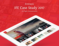 Emirates IFE - Case Study