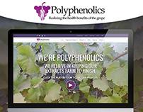 Polyphenolics Site Update