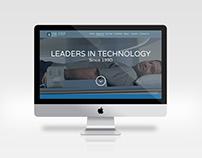 Web Mock Ups and Design - XRay Clinic