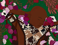 Beyoncé: Black is King illustrations
