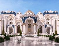 Supernew classic elegant and luxury Palacein UAE