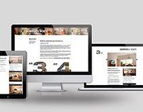 Edificios Boer / Web