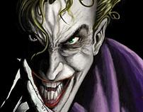 The Joker Coloring