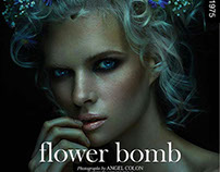 Flower Bomb for Ellements magazine