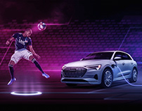 Audi MLS 2019 Marketing Campaign