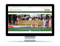 Non Profit Website Design