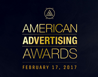2017 ADDYs Promotional Designs