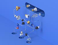 Mixpanel Site Ilustrations