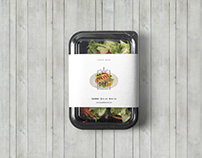 Diet to Door Center | Branding