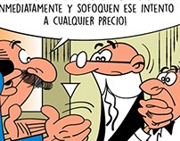 Vectorización – Mortadelo y filemón