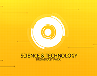 SciTech (Broadcast Pack)