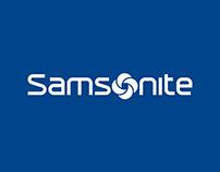 Samsonite piezas