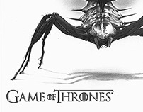 Bestiary Game of Thrones - Manticora
