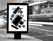 "Poster for the exhibition ""SUPREMA"""