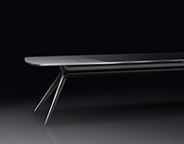 SOUL COLLECTION - DINING TABLE