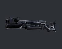 3D Model Shotgun NextGen
