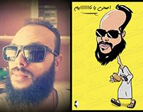 Abdu_Caricature