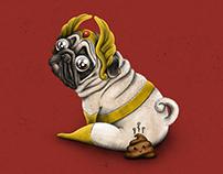 Pug - A - Day